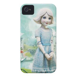 Chica 1 de China iPhone 4 Case-Mate Cárcasa