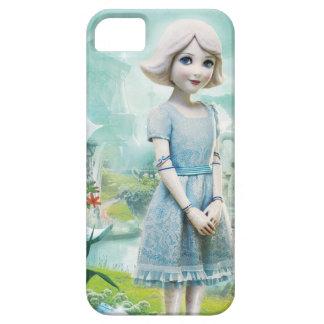 Chica 1 de China iPhone 5 Carcasas