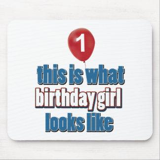 Chica 1 del cumpleaños