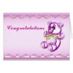 Chica #1 felicitaciones