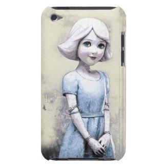 Chica 2 de China Case-Mate iPod Touch Cárcasas