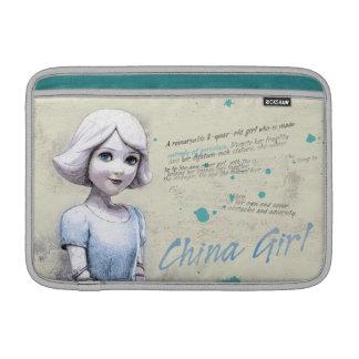 Chica 2 de China Fundas MacBook
