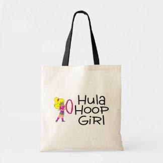 Chica 2 del aro de Hula Bolsa