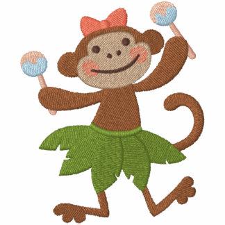 Chica 2 del mono