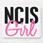 Chica 4 de NCIS Alfombrilla De Ratón