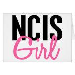 Chica 4 de NCIS Felicitacion