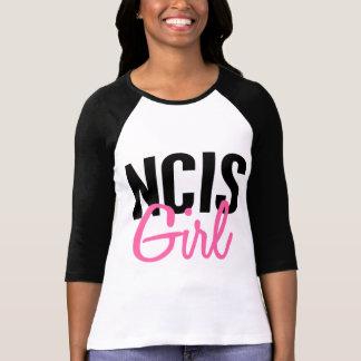 Chica 4 de NCIS Playera
