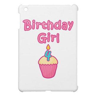 Chica 4 del cumpleaños de la magdalena