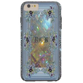 Chica 6/6s del Victorian de Vanfleet más Funda Resistente iPhone 6 Plus