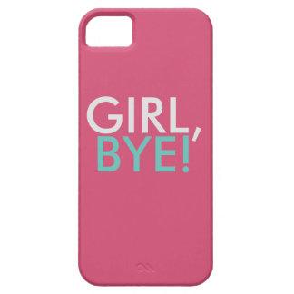 ¡Chica aceptable, adiós! Caso de Iphone iPhone 5 Fundas