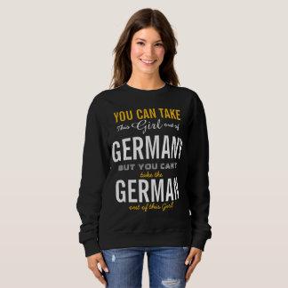 Chica alemán camisas