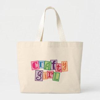 Chica astuto bolsa de mano