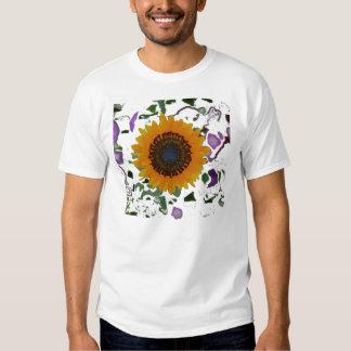 Chica brillante camisas