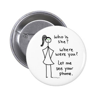 Chica celoso pins