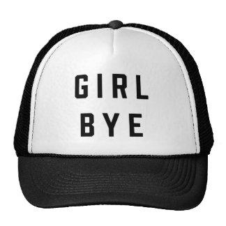 Chica, cita del adiós el | gorros