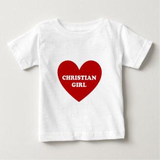 Chica cristiano playera
