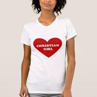 Chica cristiano remera