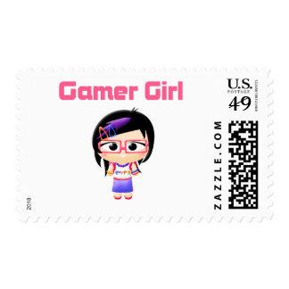 Chica Cutie Patootie del videojugador Franqueo