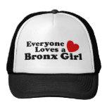 Chica de Bronx Gorro