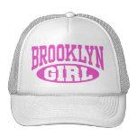 Chica de Brooklyn Gorro De Camionero