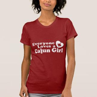 Chica de Cajun Poleras