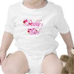 Chica de Daddys (Babywear) Trajes De Bebé