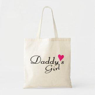 Chica de Daddys Bolsa Tela Barata