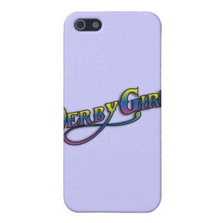 CHICA DE DERBY iPhone 5 FUNDAS