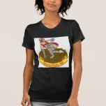 chica de derby para arriba camisetas