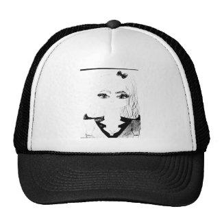 Chica de desaparición gorras