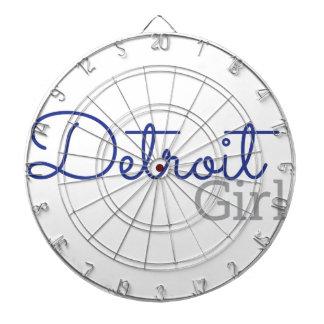 Chica de Detroit