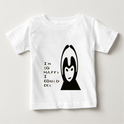 Chica de Emo T-shirt