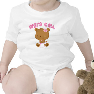 Chica de Gigis Traje De Bebé