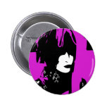 Chica de Gothic_Japanese Pins