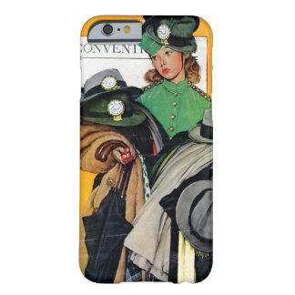 Chica de Hatcheck Funda Barely There iPhone 6