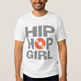 Chica de Hip Hop Playera