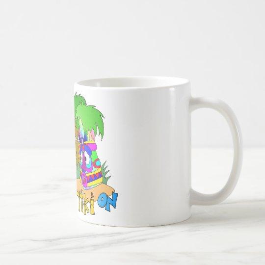 Chica de Hula Taza De Café