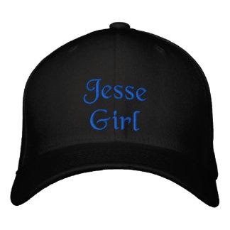 Chica de Jesse Gorra Bordada