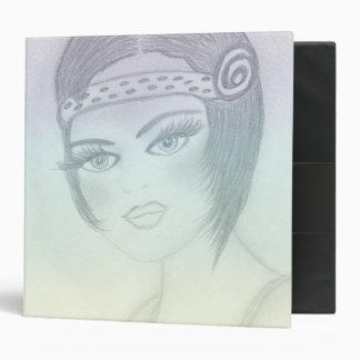 """Chica de la aleta de Rainbowed II Carpeta 2"""""""