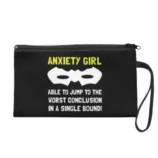 Chica de la ansiedad