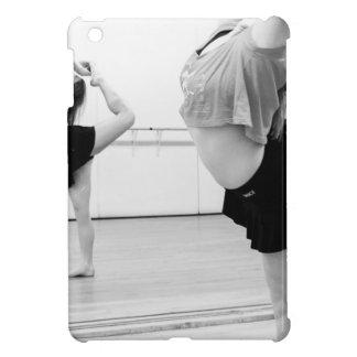 chica de la danza iPad mini cárcasa