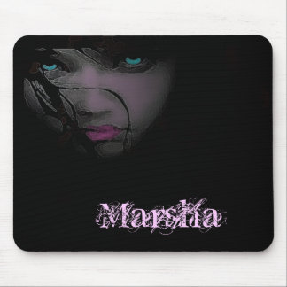 chica de la noche, Marsha Tapetes De Ratón