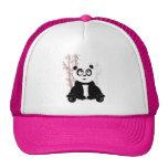 Chica de la panda - rosa
