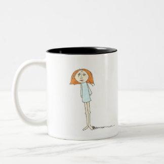 chica de la prisión, chica de la prisión taza de café