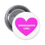chica de Mississippi Pin