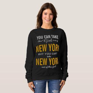 Chica de Nueva York Polera