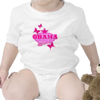 Chica de Obama Camiseta