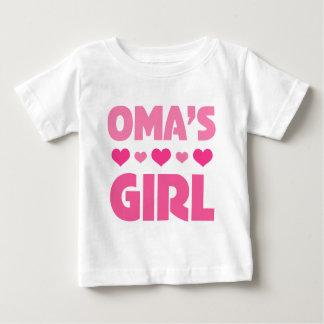 Chica de Omas Playeras