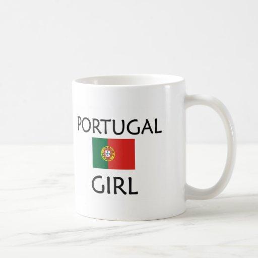 CHICA DE PORTUGAL TAZAS