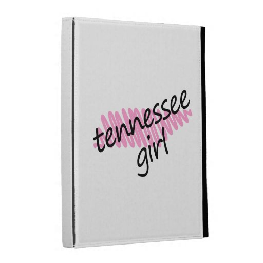 Chica de Tennessee con el mapa garabateado de Tenn